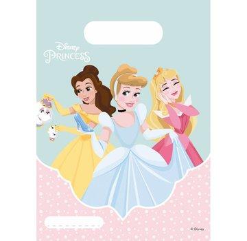 Disney Prinsessen Dream Uitdeelzakjes - 6 stuks
