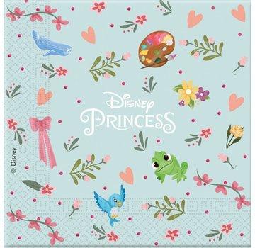 Disney Prinsessen Dream Servetten - 20 stuks