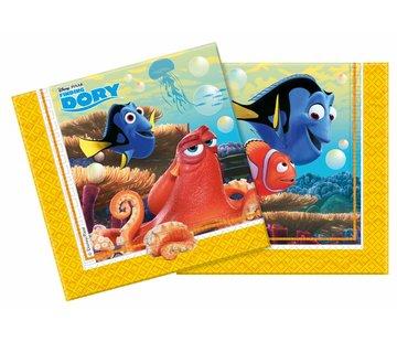 Disney Finding Dory Servetten - 20 stuks