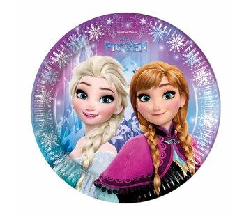 Disney Frozen Bordjes - 8 stuks