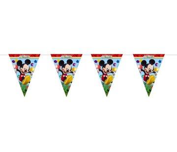 Disney Mickey Mouse Vlaggenlijn - 230cm