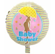 Folie Ballon Baby Shower 43cm - per stuk
