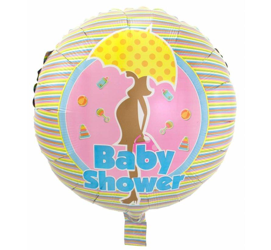 Folie Ballon Baby Shower - per stuk