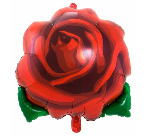Folie Ballon Roos - per stuk