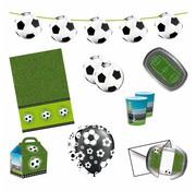 Feestpakket Voetbal - 1 stuk