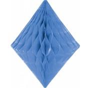 Honeycomb Diamant Baby Blauw - per stuk