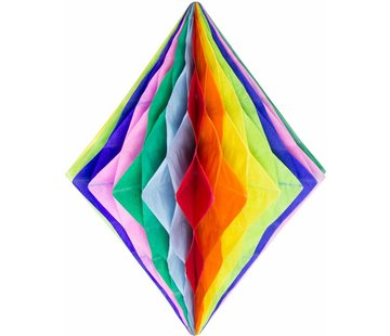 Honeycomb Diamant Multicolor - per stuk