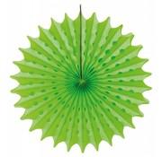 Honeycomb Fan Groen - per stuk