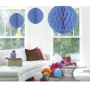Honeycomb Bal Baby Blauw XL - per stuk