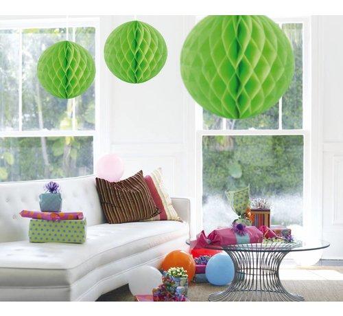 Honeycomb Bal Lime Groen XL - per stuk