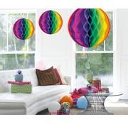 Honeycomb Bal Multicolor XL - per stuk