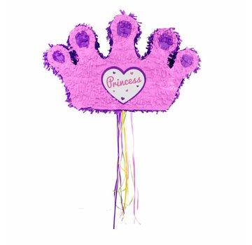 Piñata Prinsessenkroon - per stuk