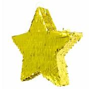 Piñata Ster Goud - per stuk