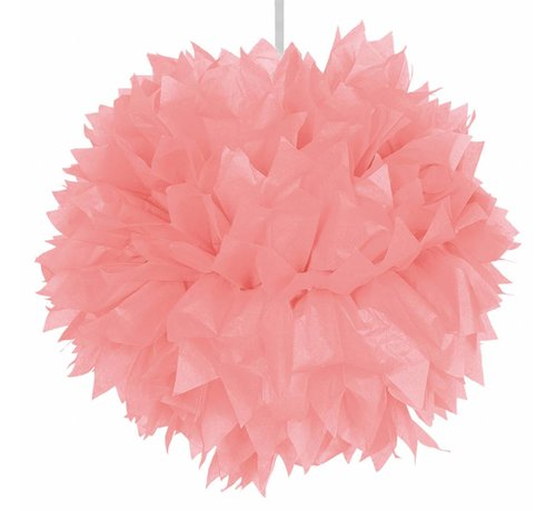 Pompom Roze - per stuk