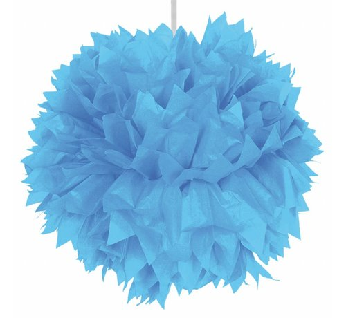 Pompom Lichtblauw - per stuk