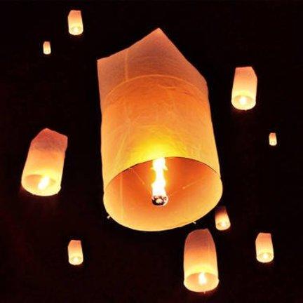 Goedkoop wensballonnen online kopen