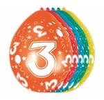 Verjaardag versiering  3 jaar