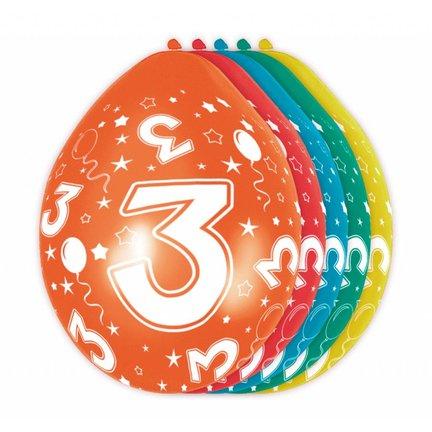 Goedkoop verjaardag versiering 3 jaar online kopen