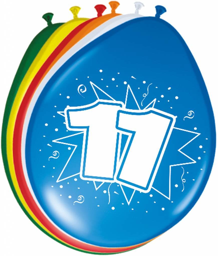 Verjaardag versiering 11 jaar