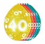 Verjaardag versiering 40 jaar