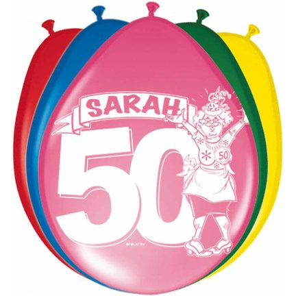 Goedkoop verjaardag versiering 50 jaar online kopen