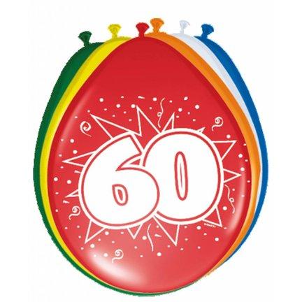 Goedkoop verjaardag versiering 60 jaar online kopen