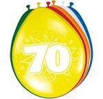 Verjaardag versiering 70 jaar
