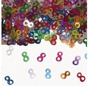 Confetti 8 Jaar Multicolor