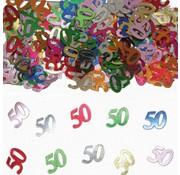 Confetti 50 Jaar Multicolor