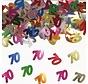 Confetti 70 Jaar Multicolor