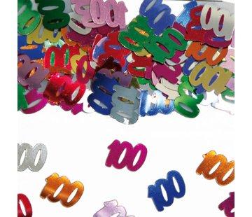 Confetti 100 Jaar Multicolor