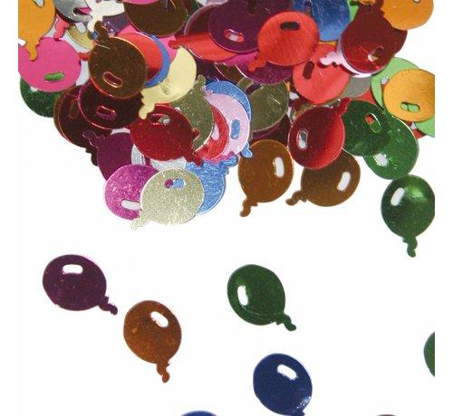 Confetti Ballonnen Multicolor