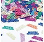 Confetti Happy Birthday Multicolor