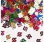 Confetti 55 Jaar Multicolor