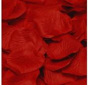 Luxe Rozenblaadjes Donkerrood - 144 stuks