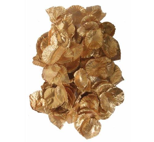 Luxe Rozenblaadjes Goud - 144 stuks