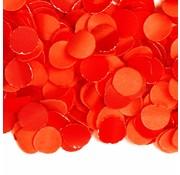 Luxe Confetti Rood - 100 gram