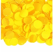 Luxe Confetti Geel - 100 gram