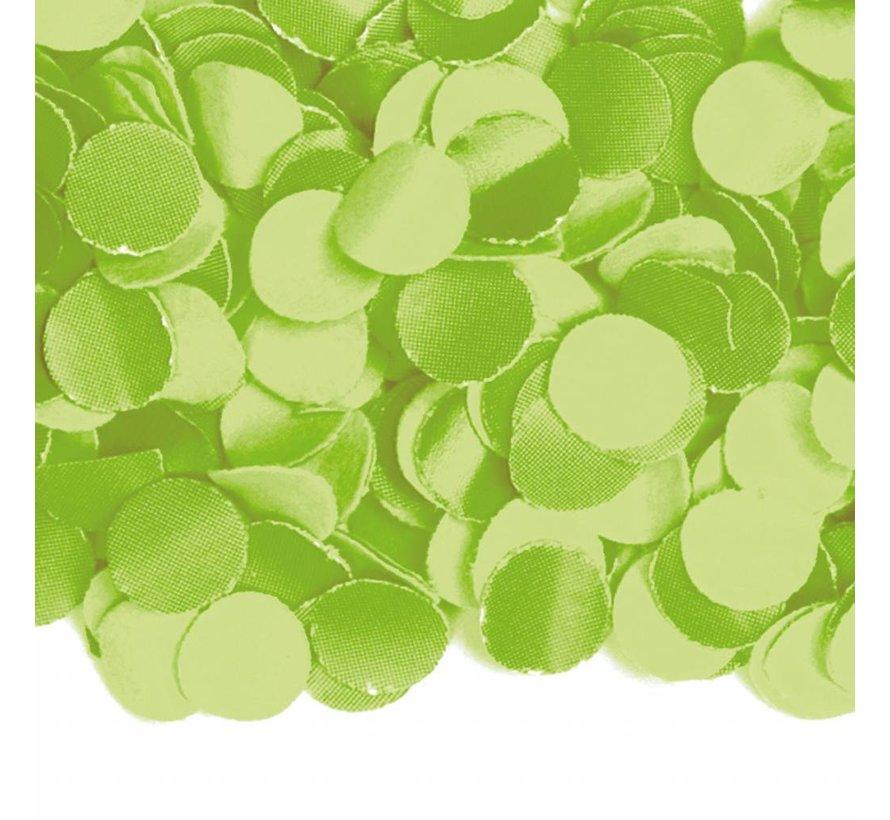 Luxe Confetti Groen - 100 gram
