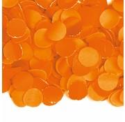 Luxe Confetti Oranje - 100 gram