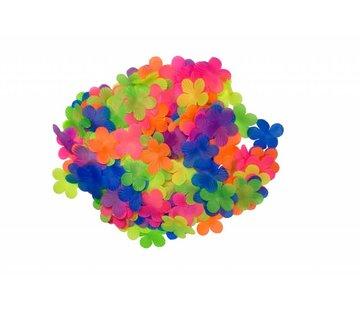 Neon Hawaii Bloemblaadjes - 300 stuks