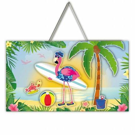Goedkoop flamingo versiering online kopen