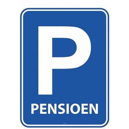 Goedkope pensioen versiering online kopen