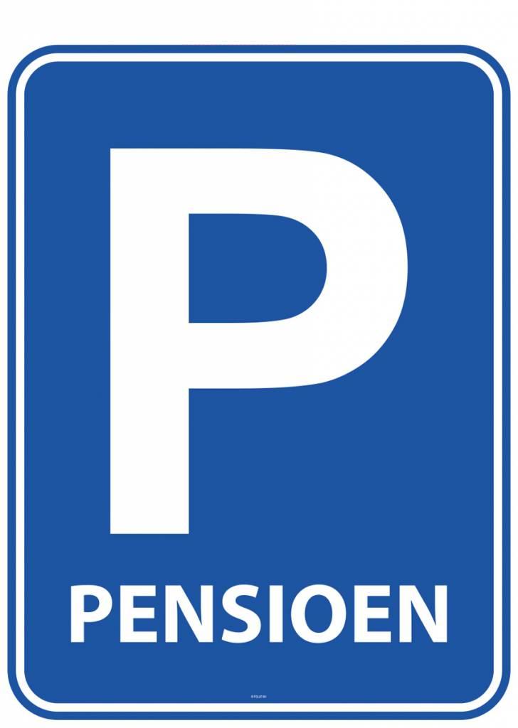 Pensioen versiering