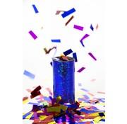 Tafel Confettibom Blauw