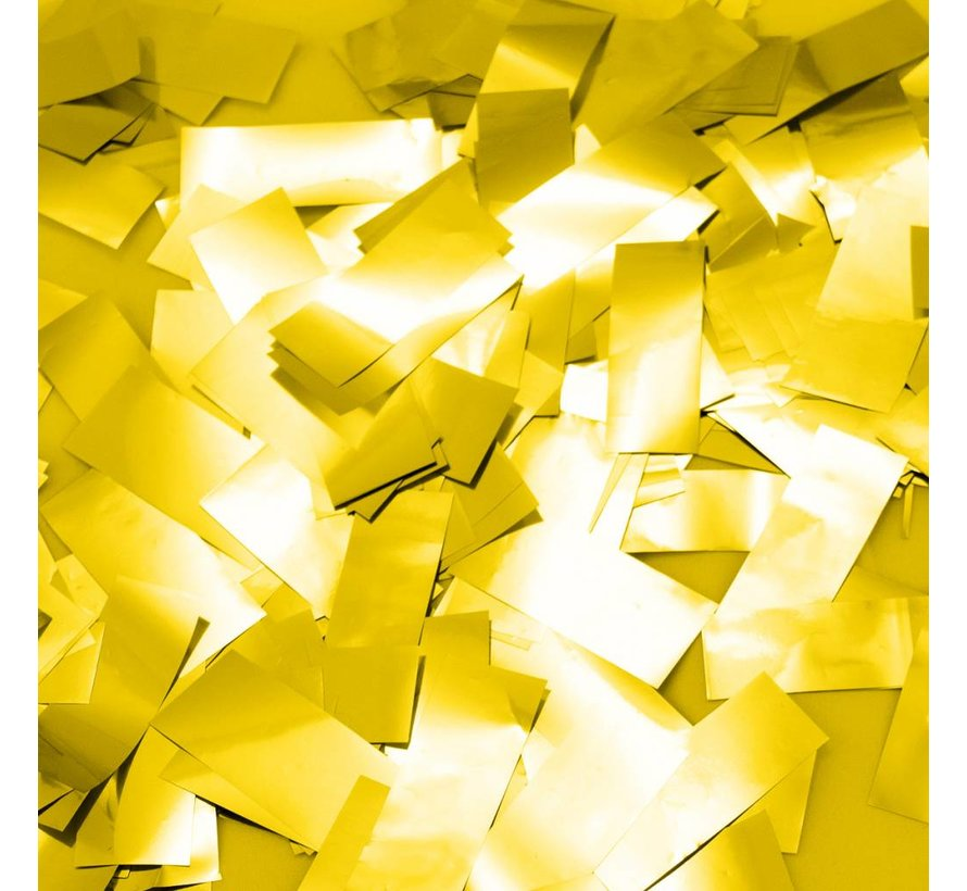 Confetti Party Popper Goud - 28 cm