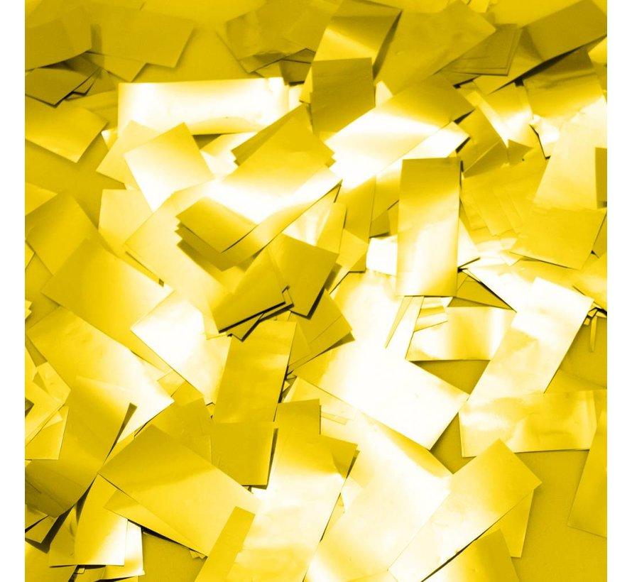 Confetti Party Popper Goud - 57 cm