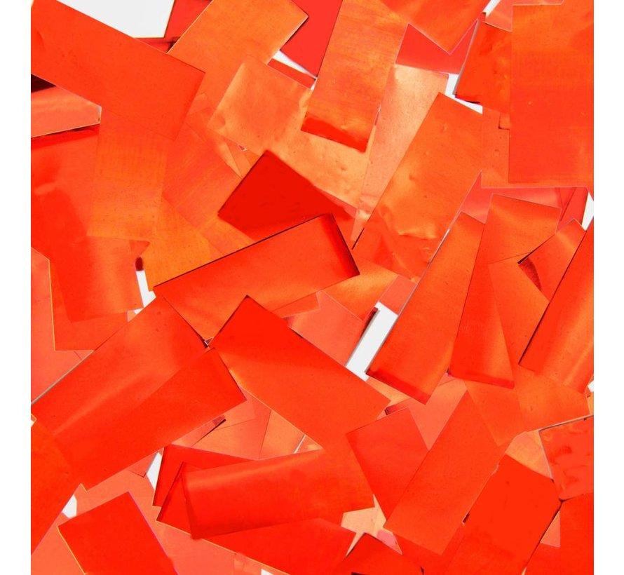 Confetti Party Popper Rood - 57 cm