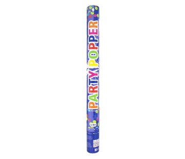 Confetti Party Popper Kleuren Mix - 57 cm
