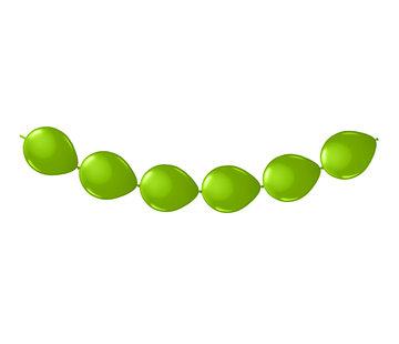 Folatex Ballonslinger Groen - 8 stuks